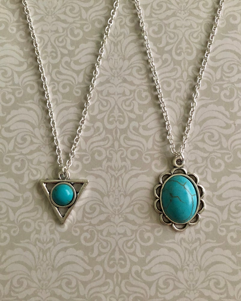 Image of Retro Necklace Collection - 5 designs