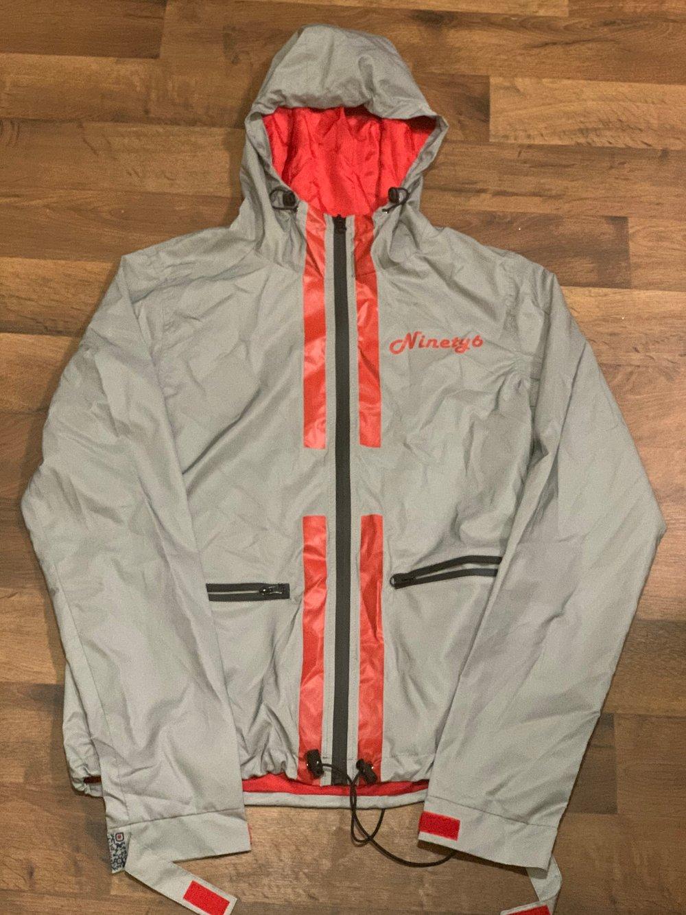 Image of Ninety6 3M Reflective Jacket