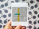 Zine: Names Wordsearches