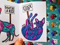 Zine: Rude Cats