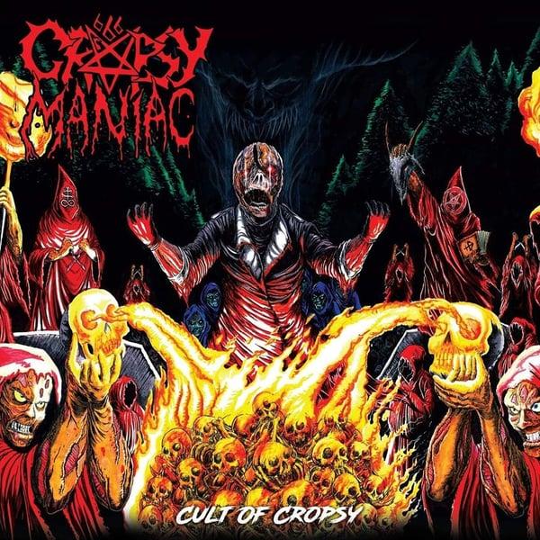 Image of CROPSY MANIAC - Cult Of Cropsy CD