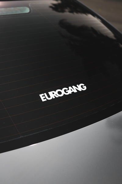 Image of EUROGANG OG Decal