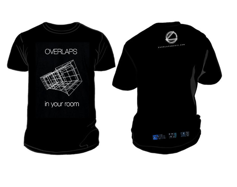t-shirt OVERLAPS - IN YOUR ROOM