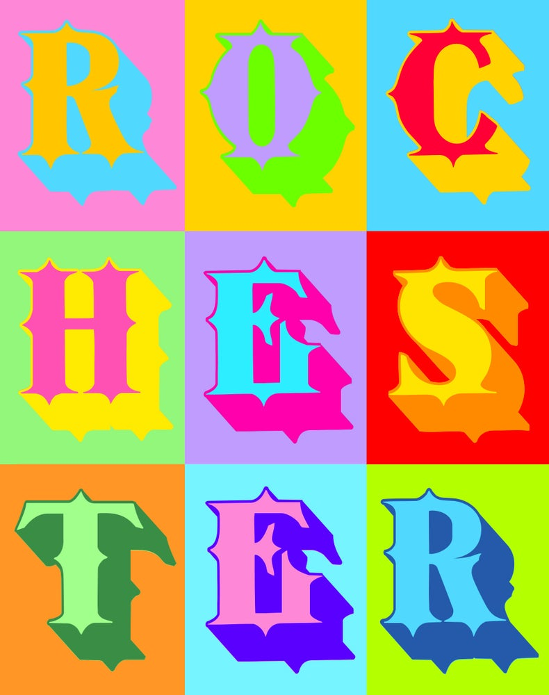 Image of ROC Blocks Sticker