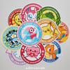 """PKMN 3"""" Waterproof Stickers"""