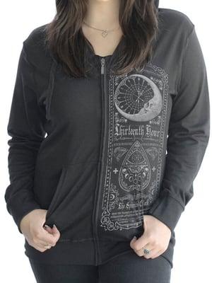 Image of SERPENTINE CLOTHING Thirteenth Hour Women's Hoodie