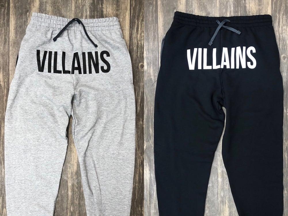 VILLAINS JOGGERS