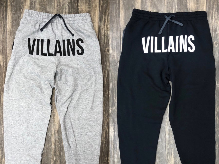 Image of VILLAINS JOGGERS