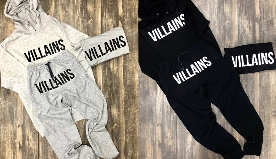 Image of VILLAINS ORIGINAL BUNDLE PACK