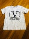 White Dreamers Tee