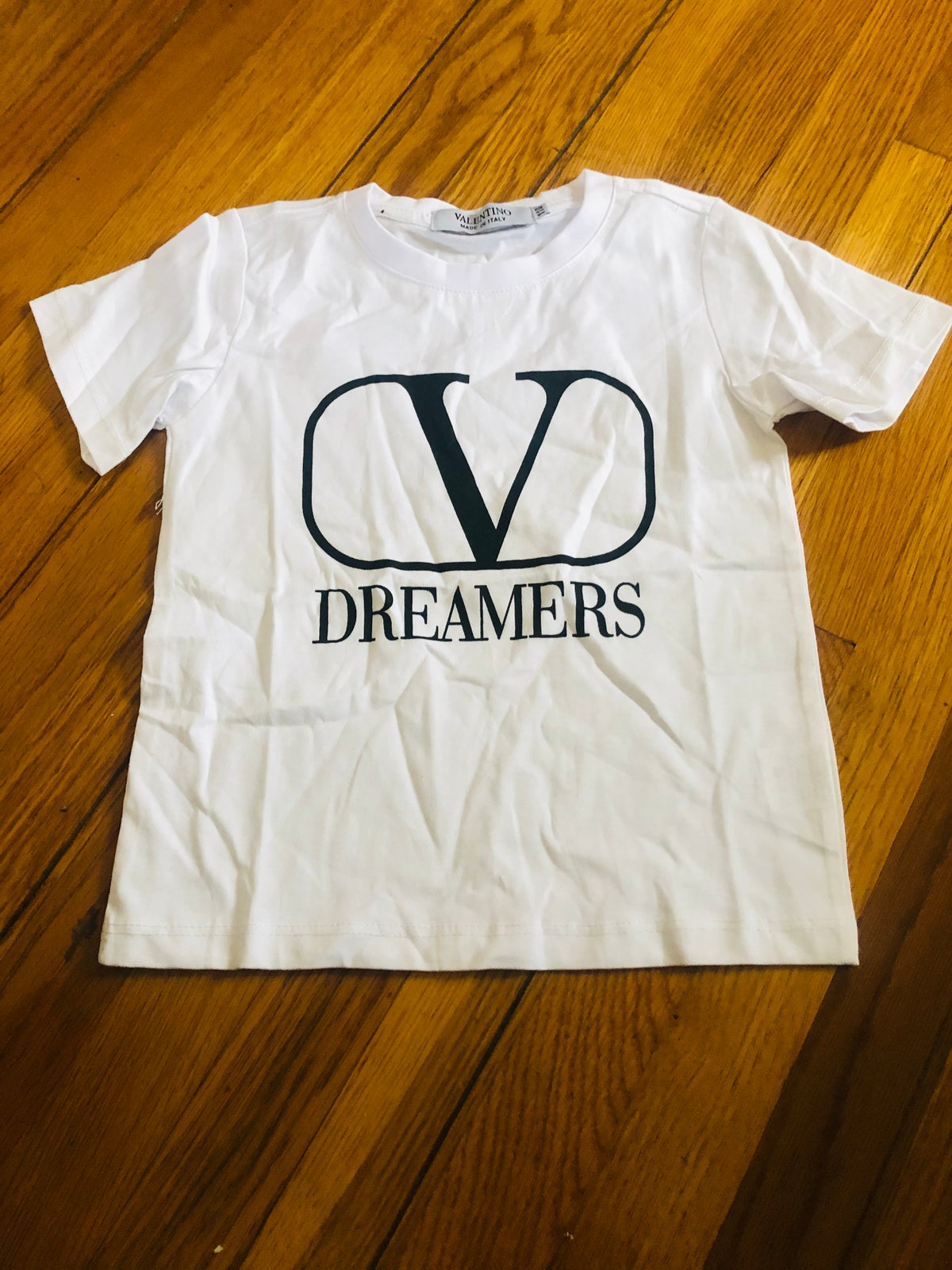 Image of White Dreamers Tee