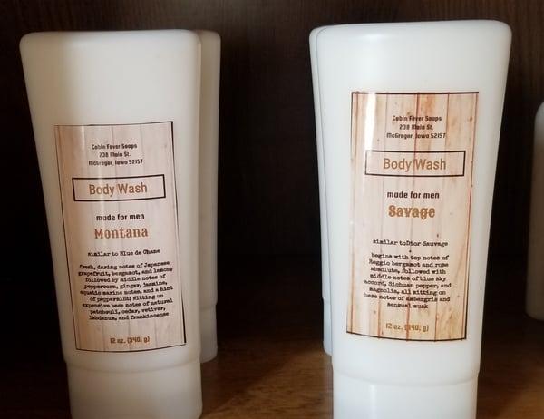 Image of Body Wash  Men's