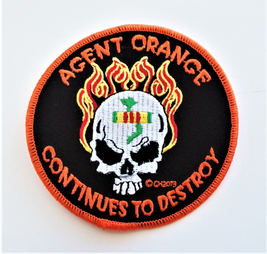 Image of Vietnam Veteran Agent Orange Continues To Destroy