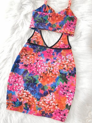Image of Spring  Blossoms Dress