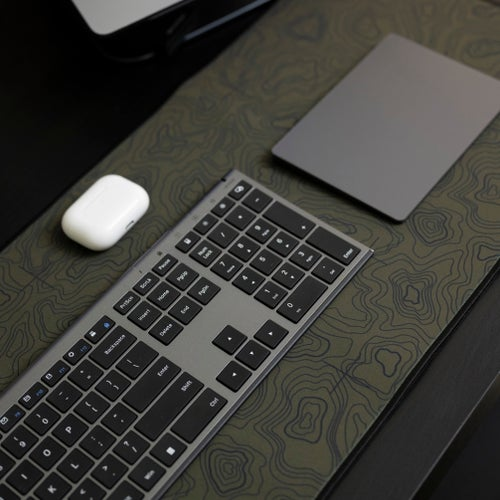 Image of PREORDER // Tamography™ Gunsmith Mat / Mouse Pad