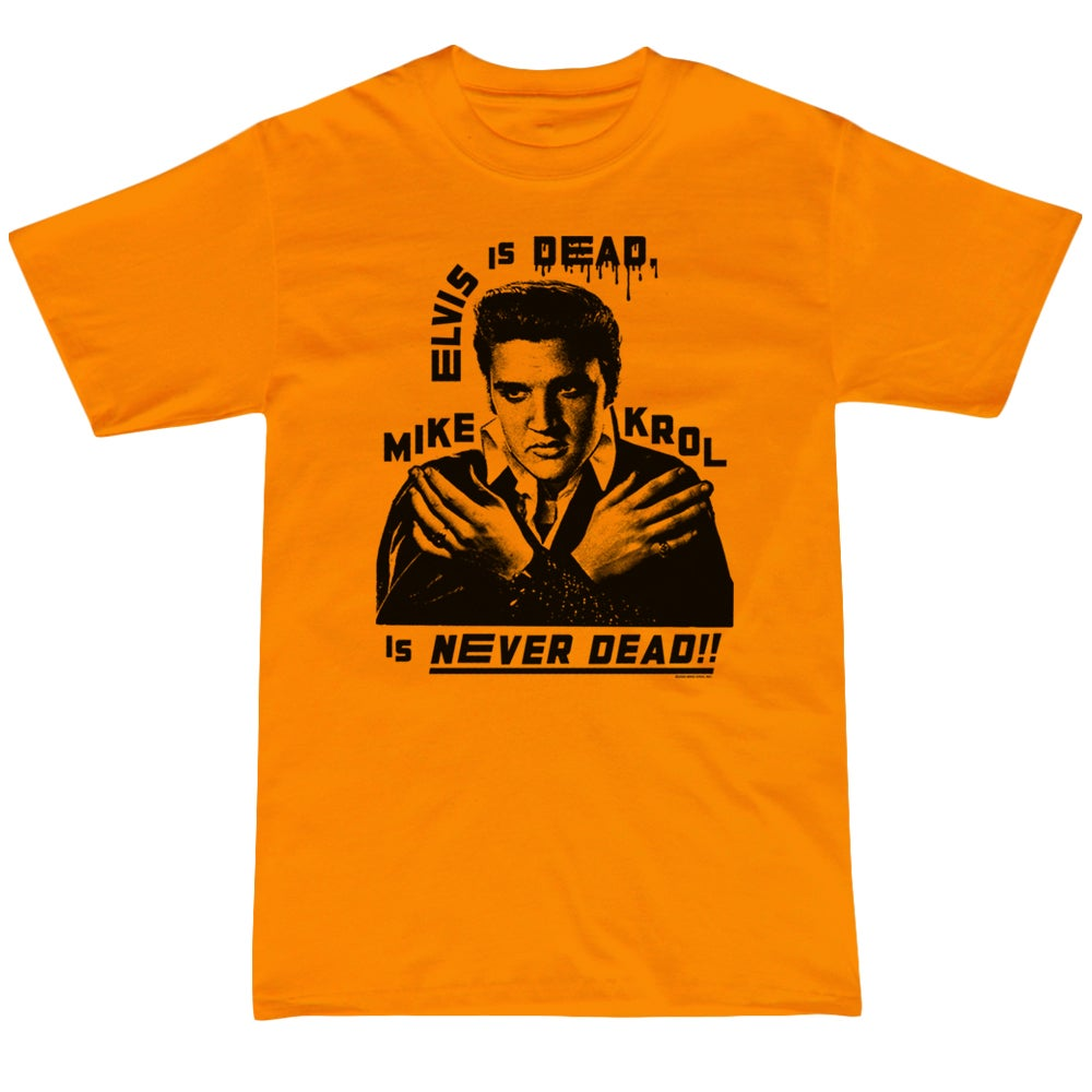 """Elvis Is Dead """"Limited Edition Halloween"""" *PRE-ORDER*"""