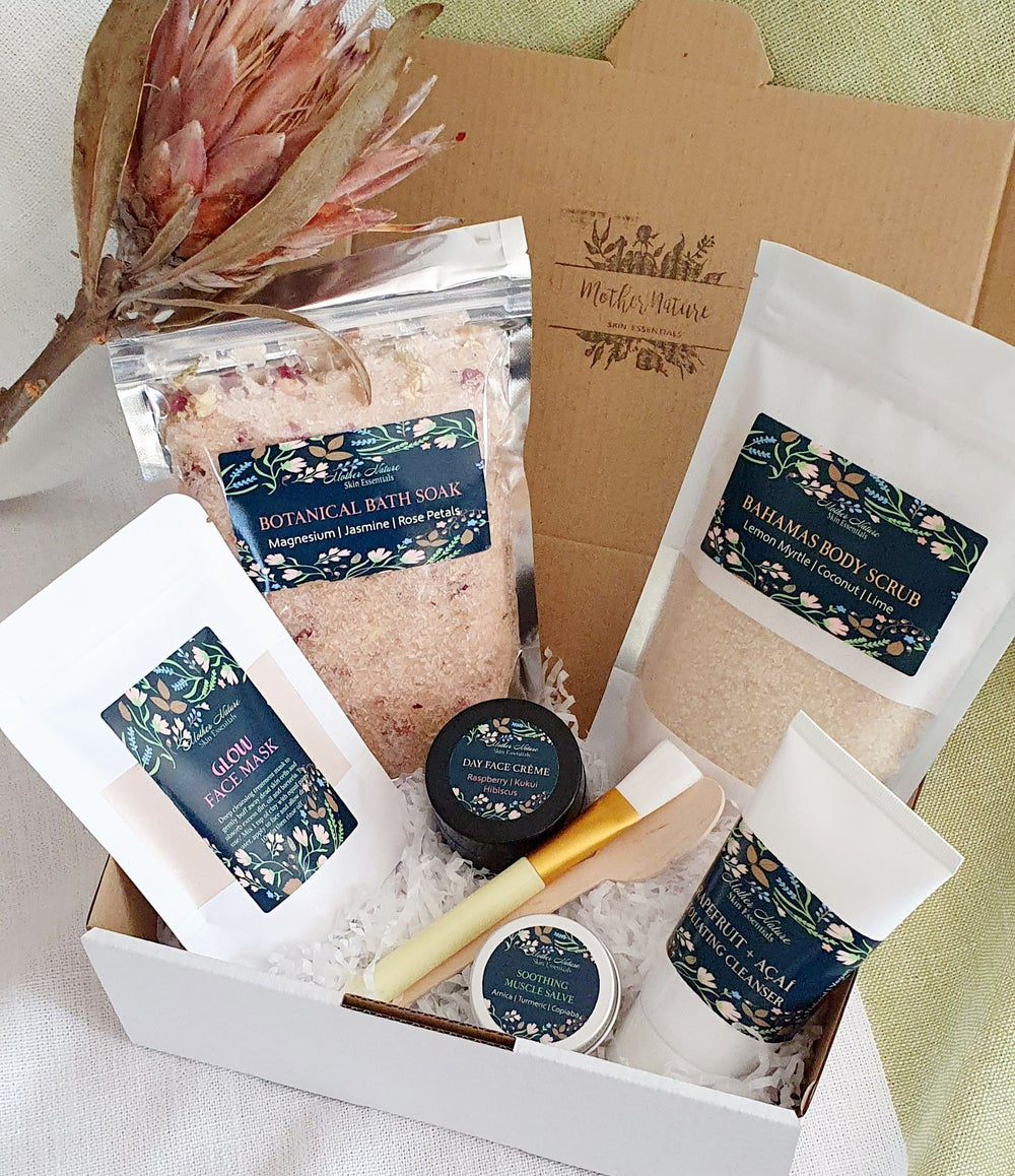 Image of Body & Soul Gift Box | Natural Tox free Skin and Body Care