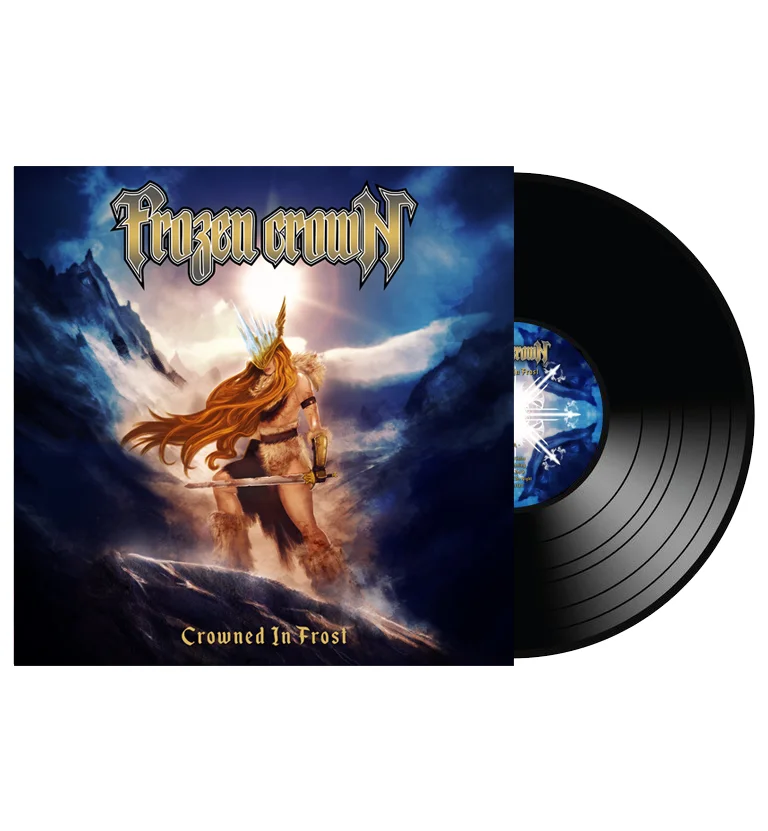 """Image of """"Crowned In Frost"""" Vinyl (Limited)"""