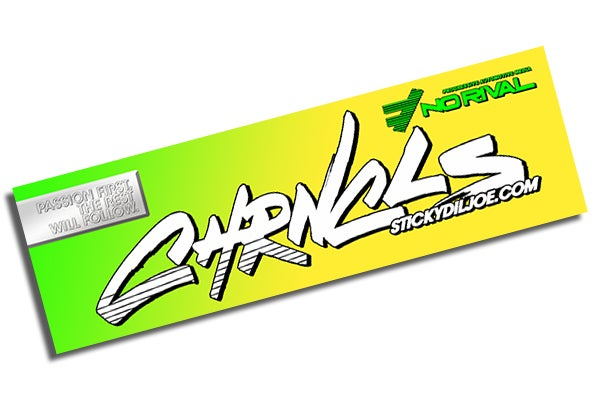 Image of The Chronicles JUN AUTO Tribute Decal Ver. II