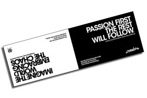 Image of The Chronicles Passion First Ver. 3 Decal