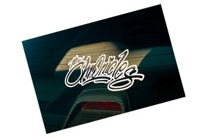 Image of The Chronicles F20 V2 Decal **NEW**