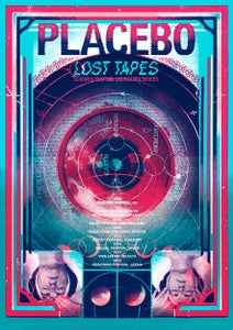 Image of Placebo 'Lost Tapes' - Art Print / Poster
