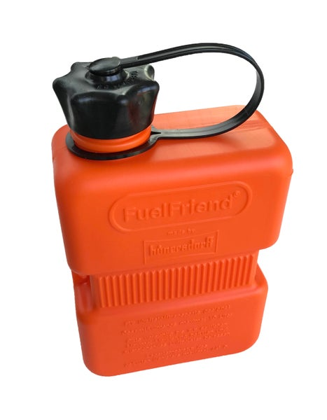 Image of Fuel Friend 1.0 litre fuel can - Orange