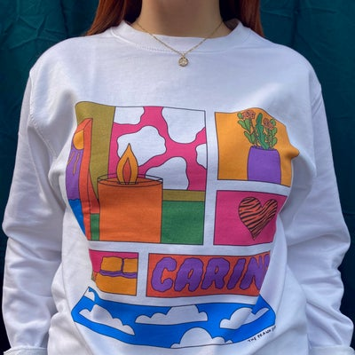 Image of caring jumper