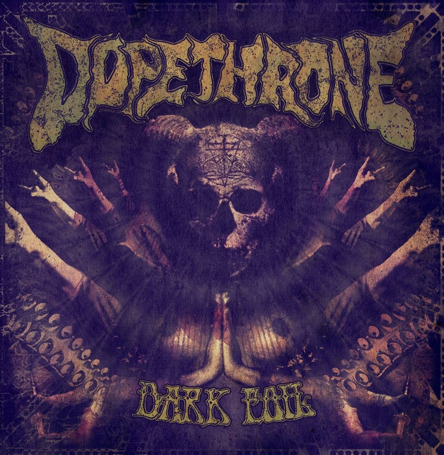 Image of DOPETHRONE - Dark Foil LP