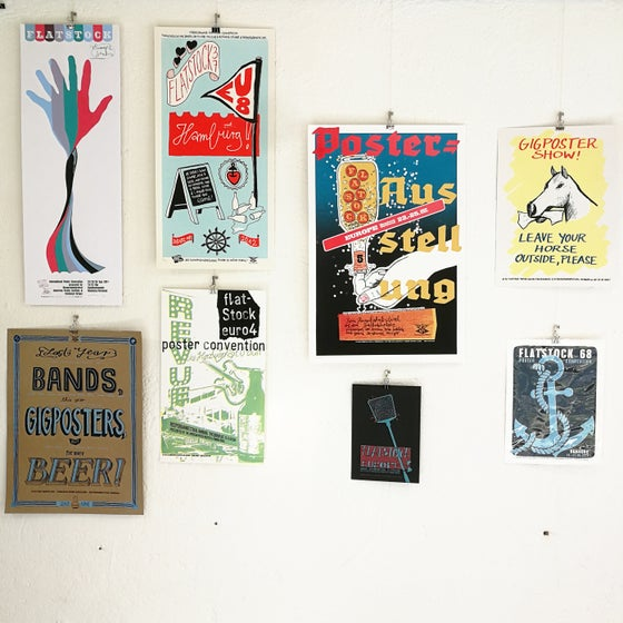 Image of HAMBURG FLATSTOCK BUNDLE