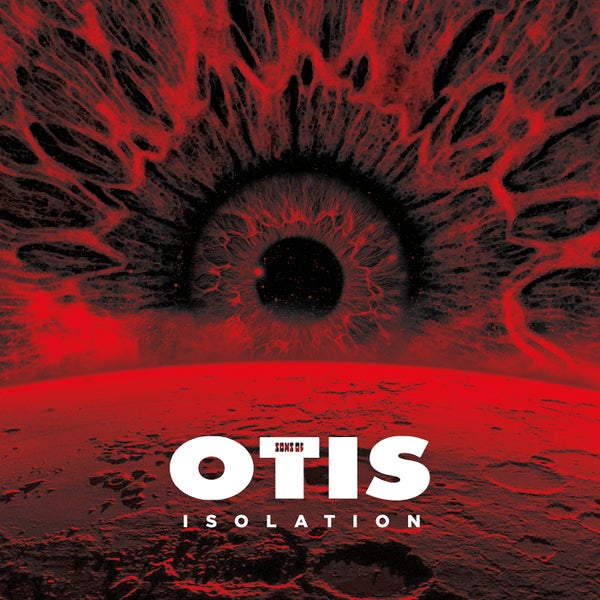 Image of SONS OF OTIS - Isolation CD *PREORDER*