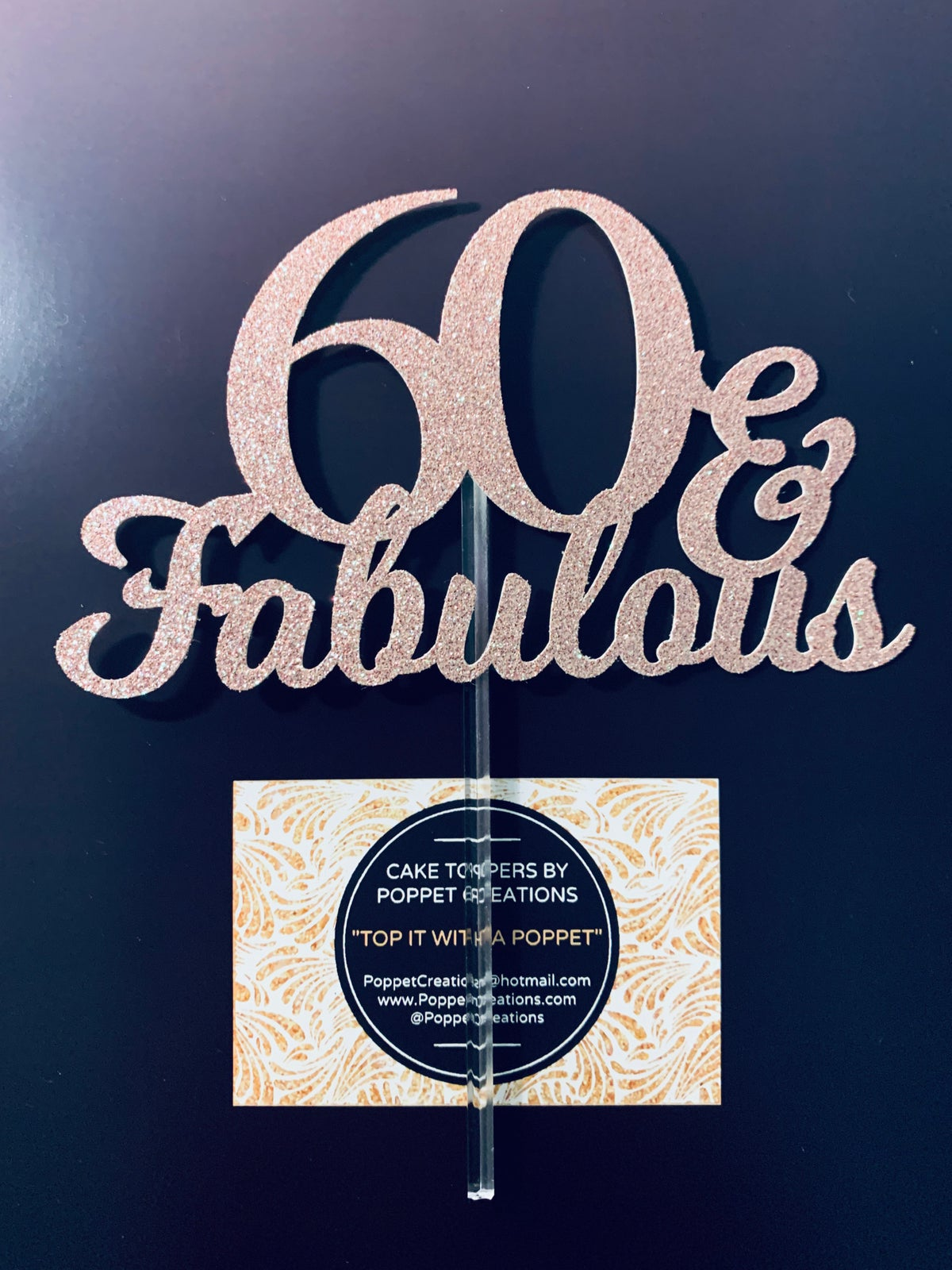 Image of (Number) & Fabulous
