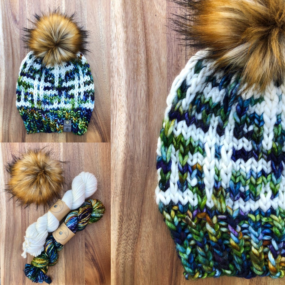 Image of Paddy/Cottonwood Hashtag Beanie Kit