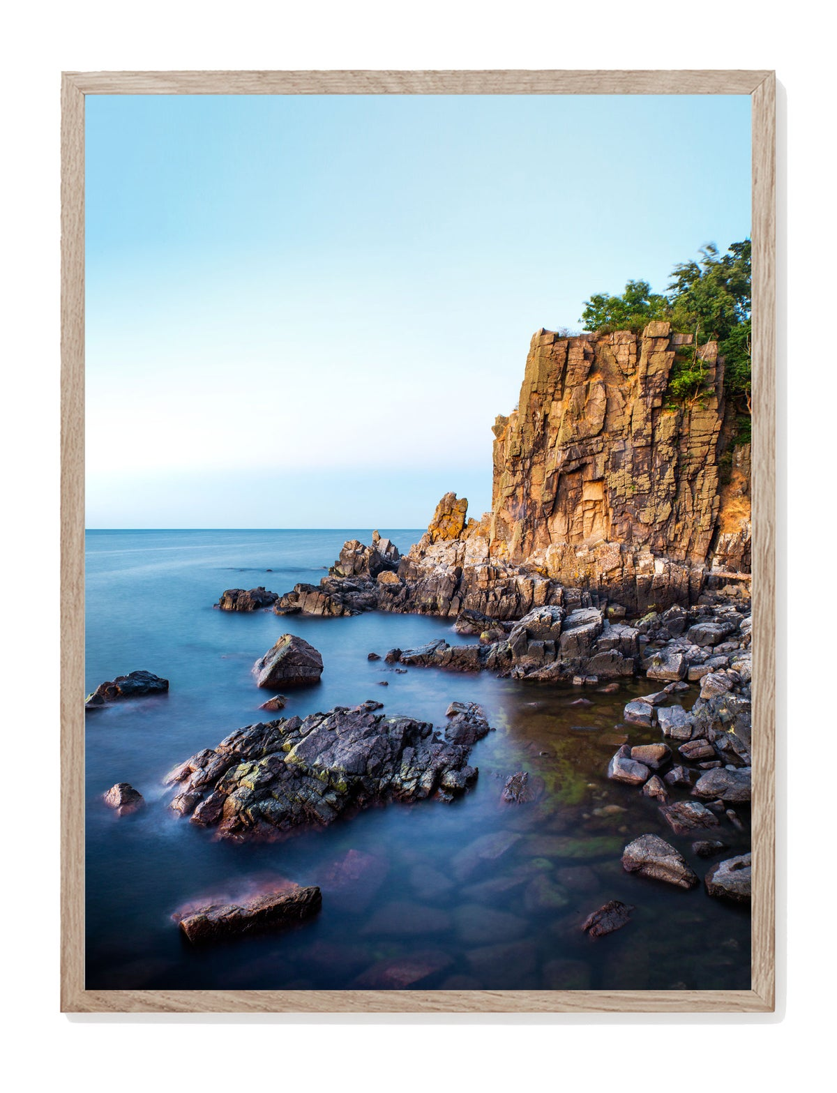 Image of Sanctuary Cliffs Print
