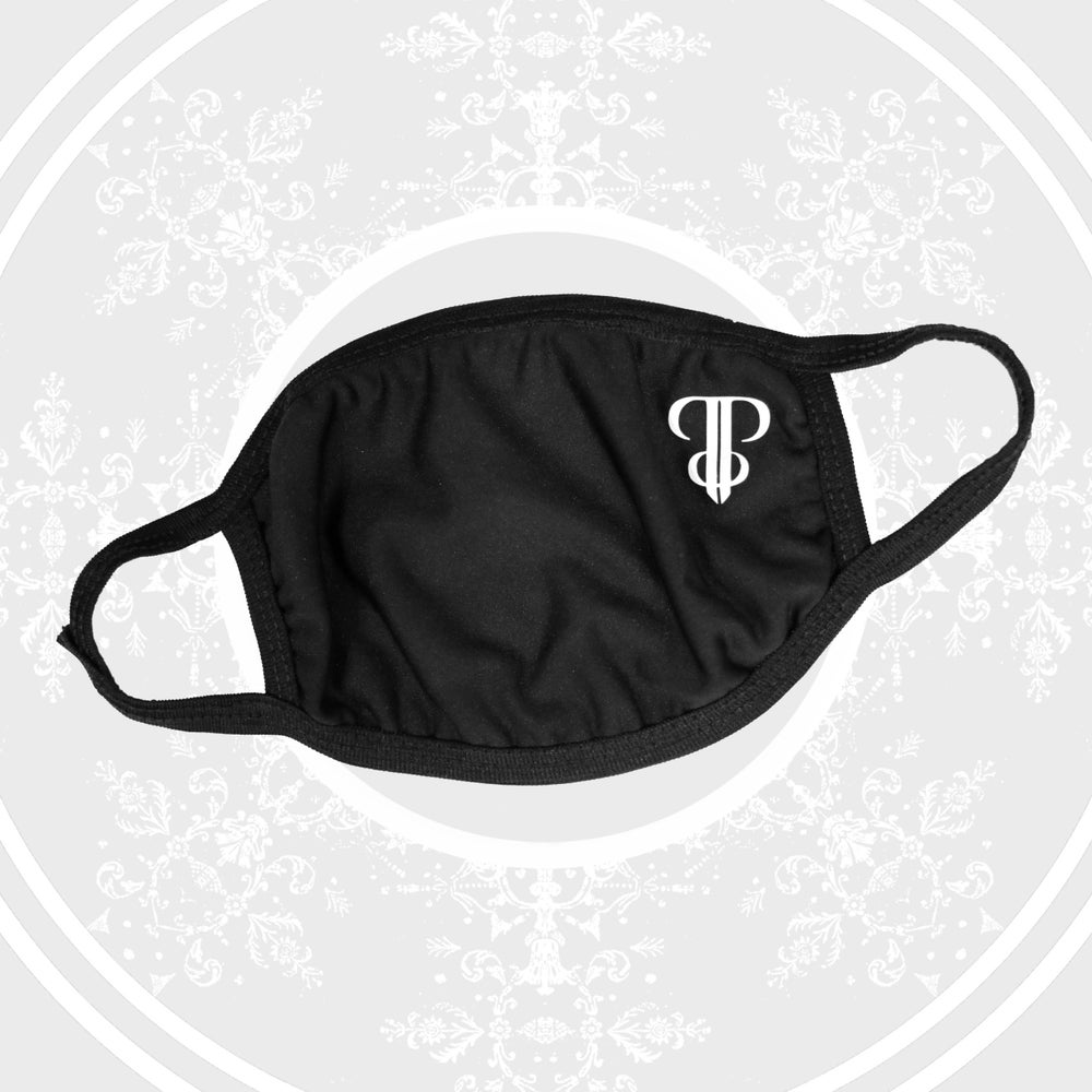 Image of Travel Mask (Black)