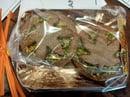 Image 2 of Crostatine con crema di pistacchi e frolla alla canapa