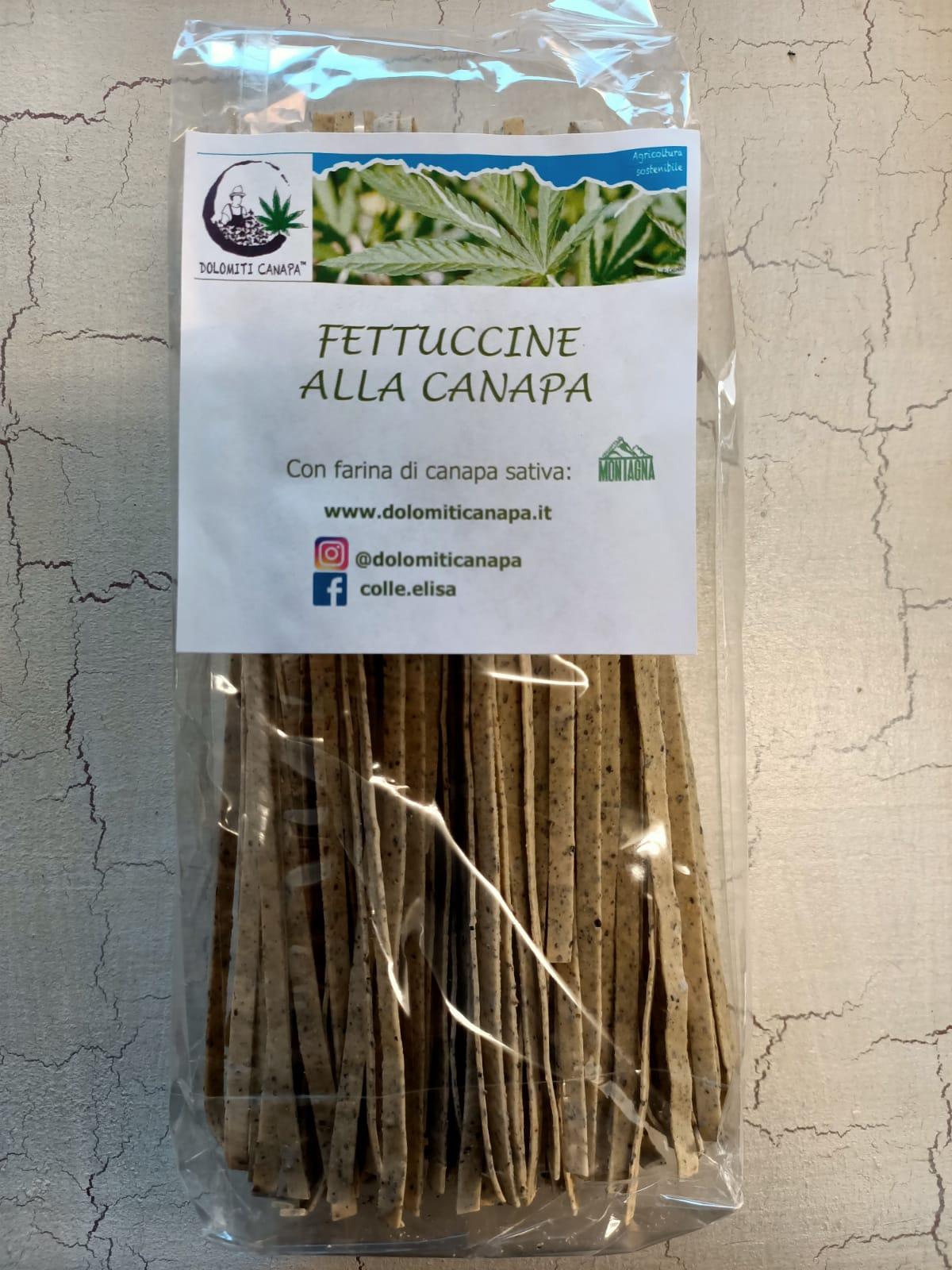Image of Fettuccine alla Canapa-Specialità alla Canapa Colle Elisa