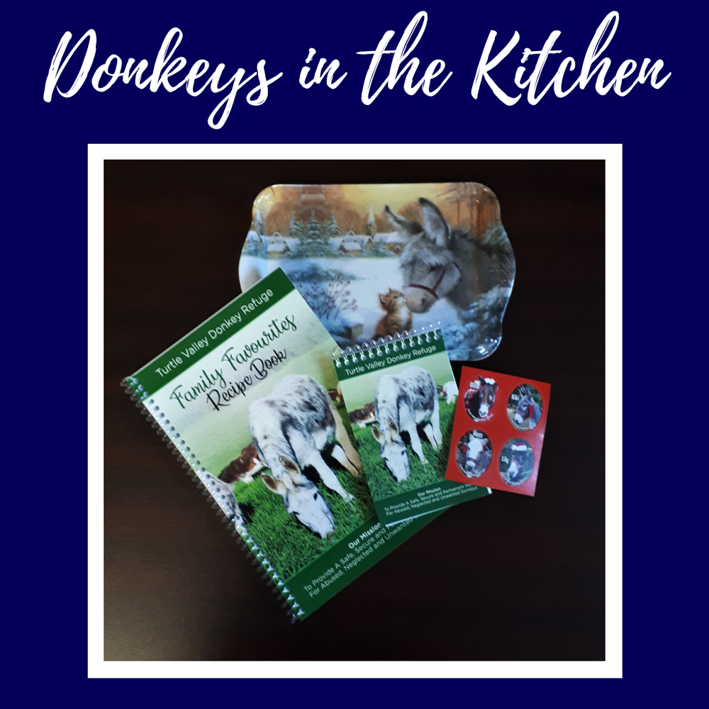 Image of Donkeys in the Kitchen Package