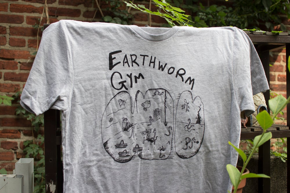 Image of Earthworm Gym Shirt