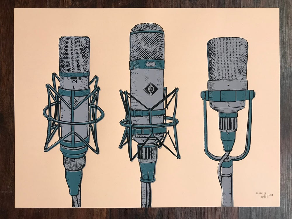 Mikrofon Legenden - Only 50 Made