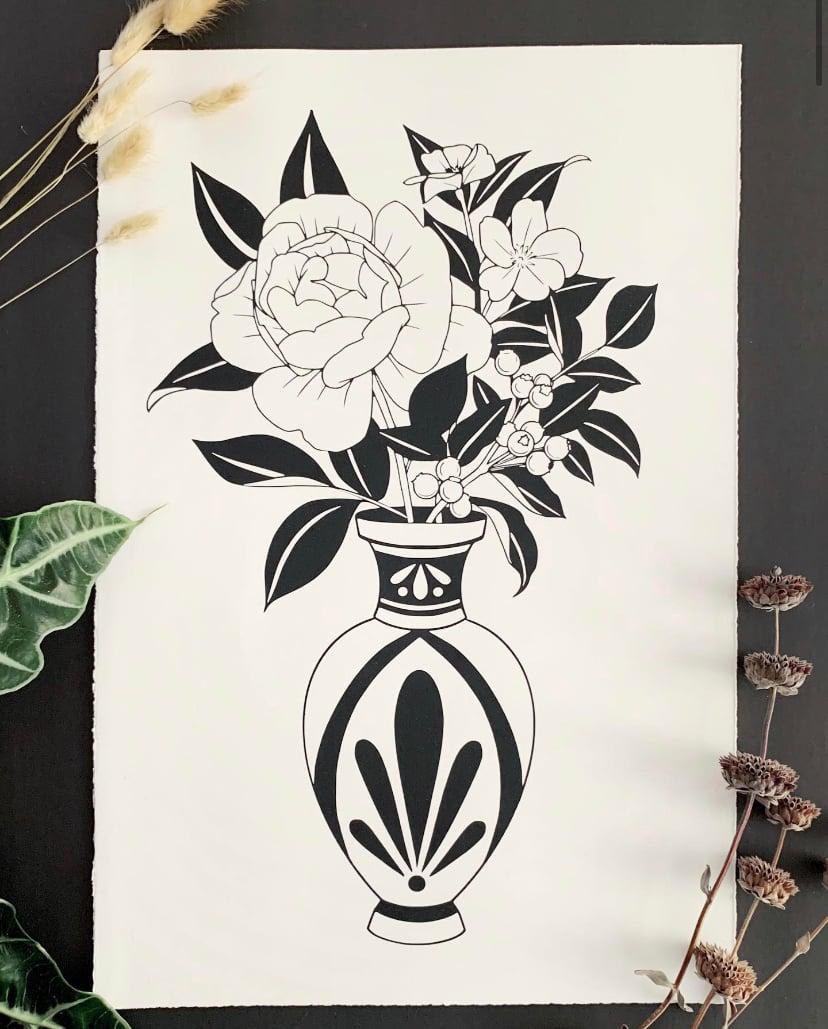 "Image of ""Amphora"" Print"