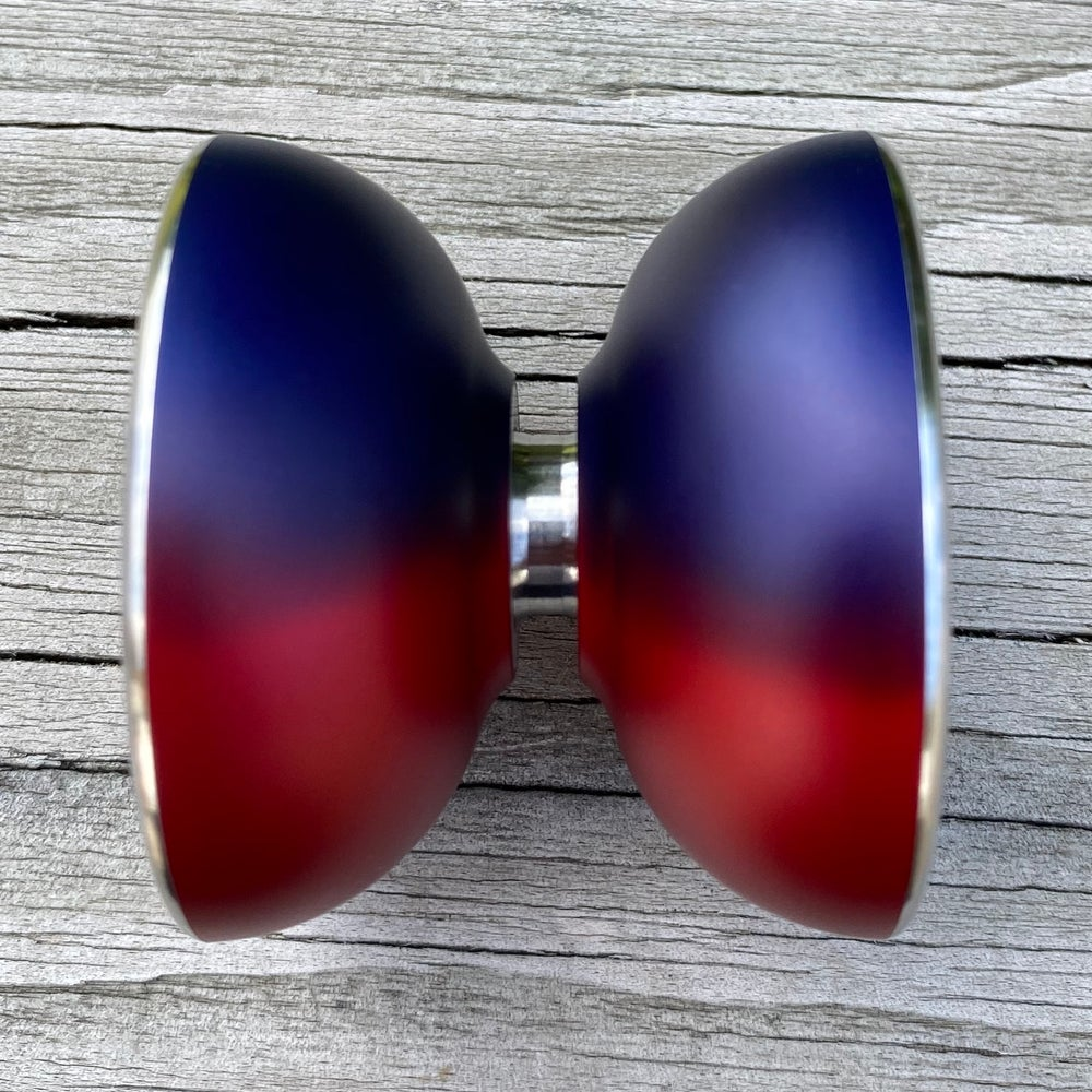 Image of Confluence - Red/Blue Fade