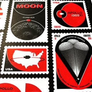Image of Space Stamps