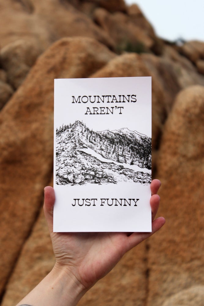 Image of Mountains Aren't Just Funny