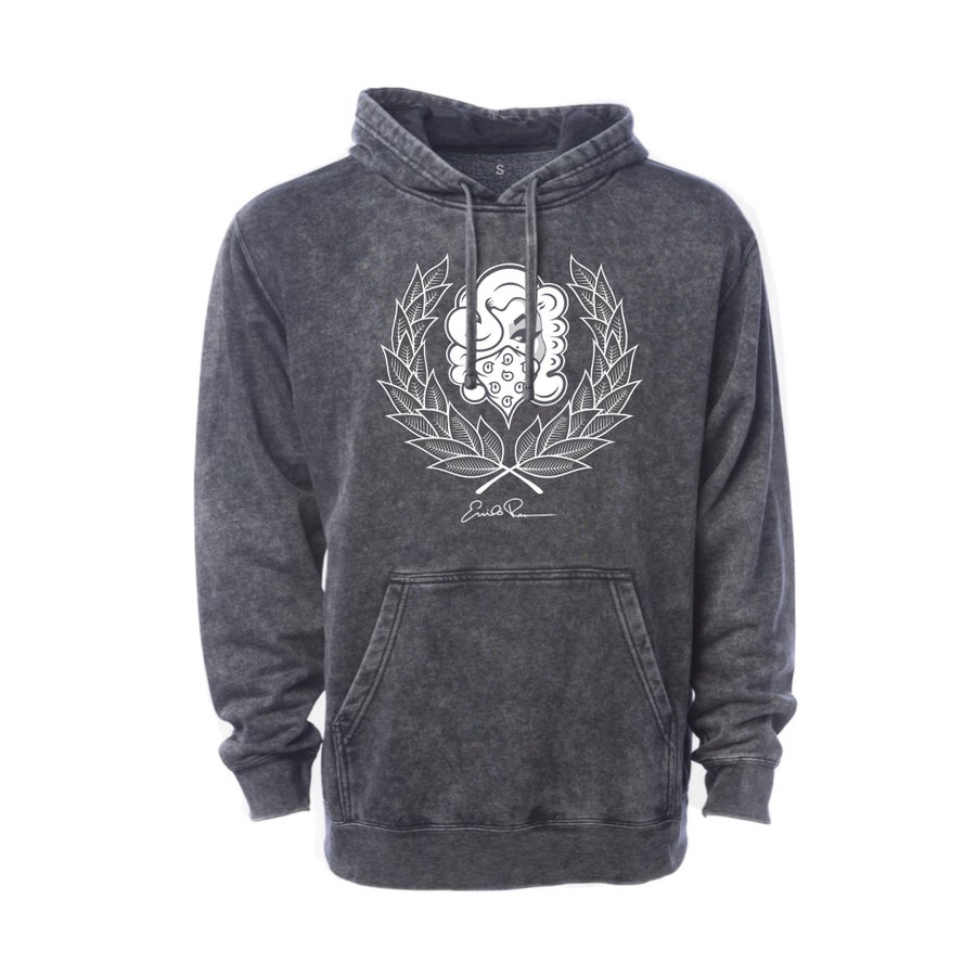 Image of Mineral washed UNISEX sweater (TRUE TO SIZE FOR MEN/ WOMEN SIZE DOWN)