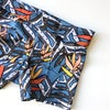 Luxe Shorts - Blue Laua'e