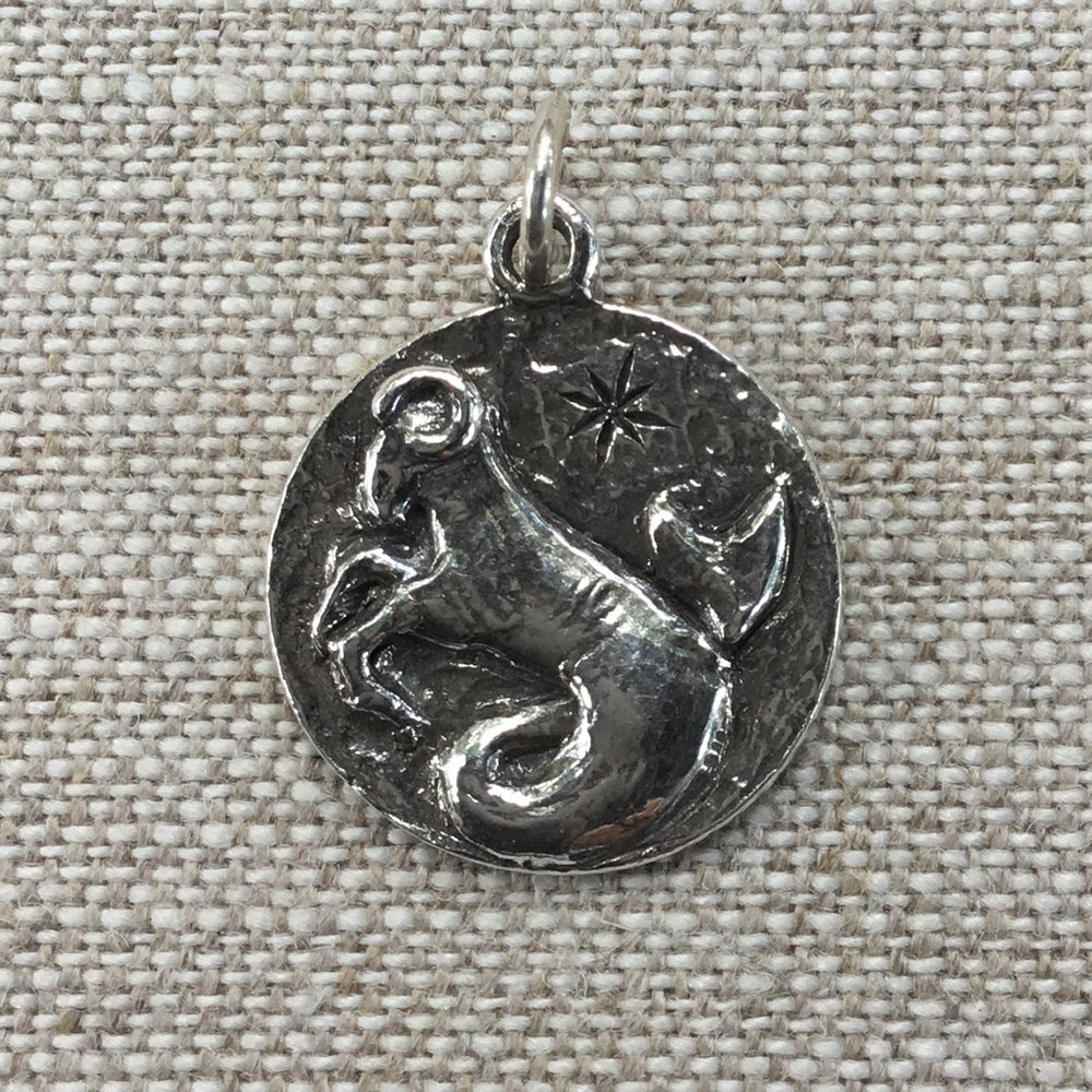 STAR SIGNS - Capricorn - Charm Pendant