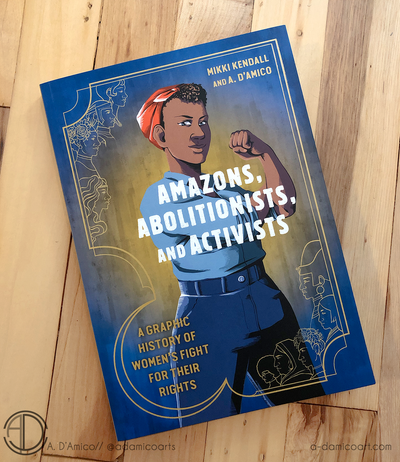 Image of Amazons, Abolitionists, and Activists