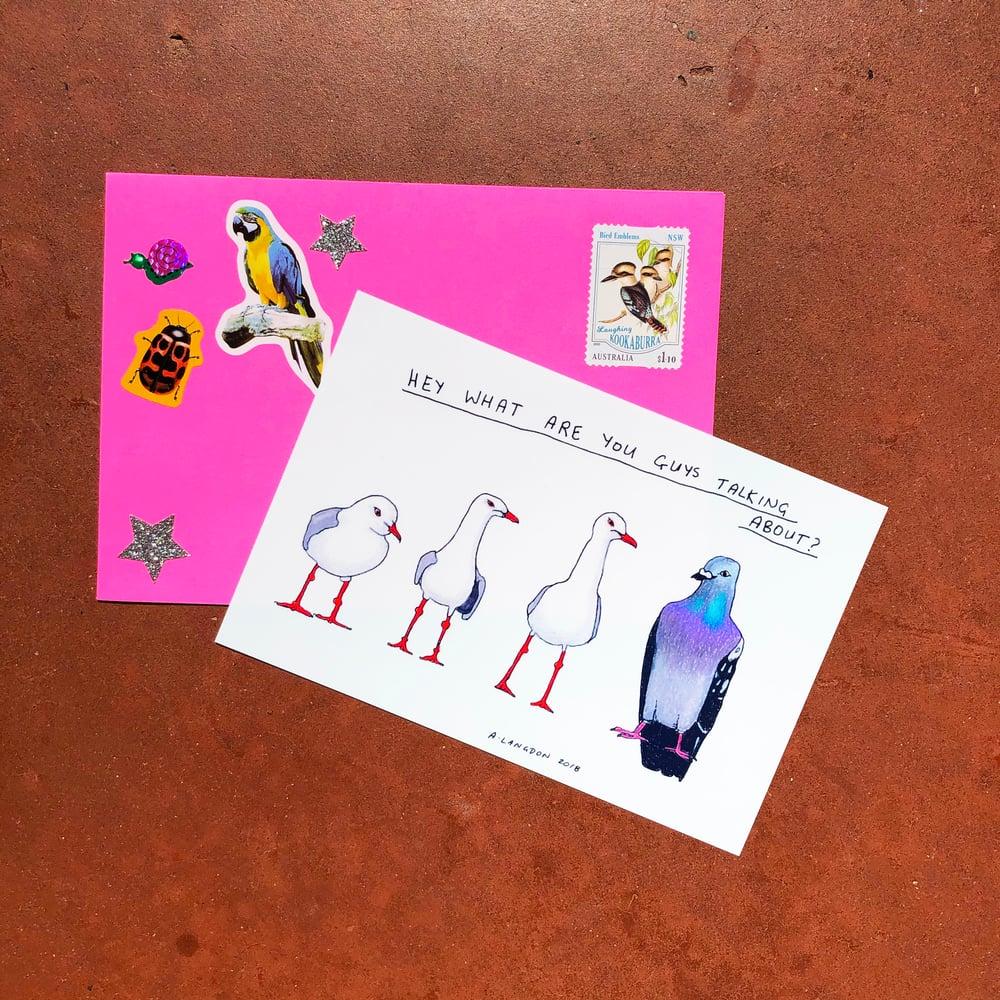 Snail Mail - How's Gahn Pigeon