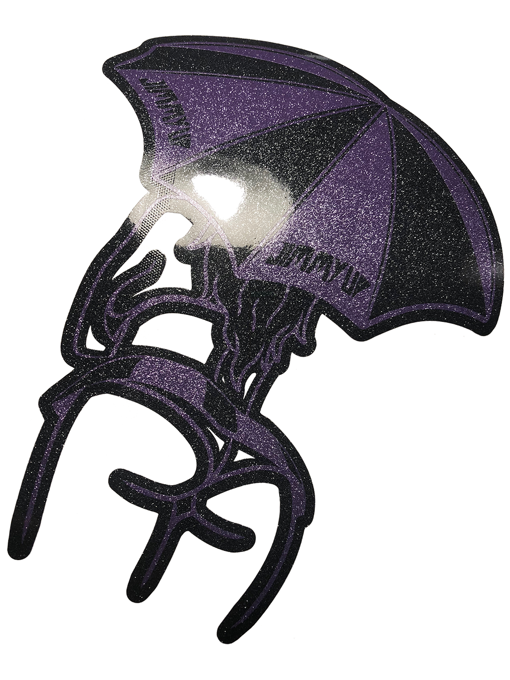 Image of L.E. Purps Umbrella Girl (1 of 50)